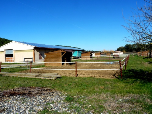 Construire sur un terrain agricole un abri un boxe etc for Peut on construire sur terrain agricole
